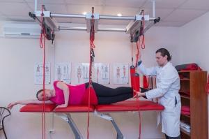 Реабилитация после эндопротезирования тазобедренного сустава.