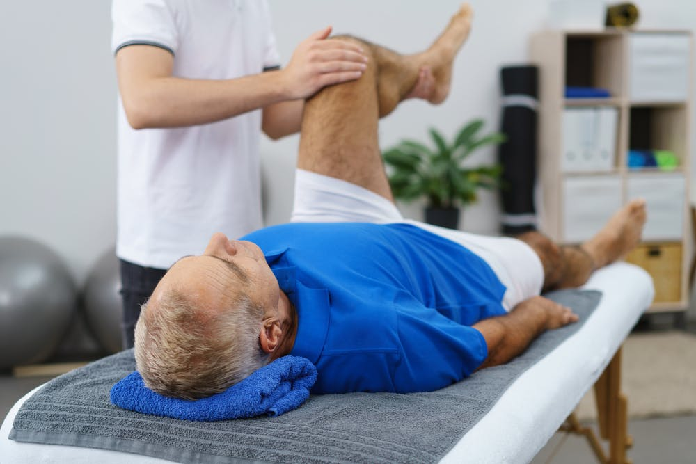 Криотерапия на коленные суставы локально дают ли инвалидность при эндопротезировании коленного сустава